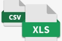 excelcsv数据来源